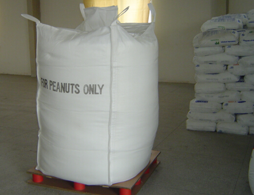 Firewood Packaging Peanut Big Bags Fibc With Ventilated