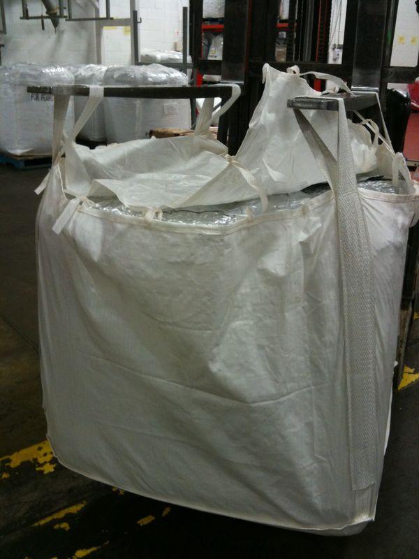 Flap Lid U Panel Polypropylene 1 Tonne Bags Flexible