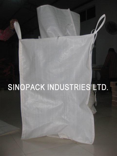 China Standard U Panel Polypropylene 1 Tonne Bags Construction One Bulk Supplier