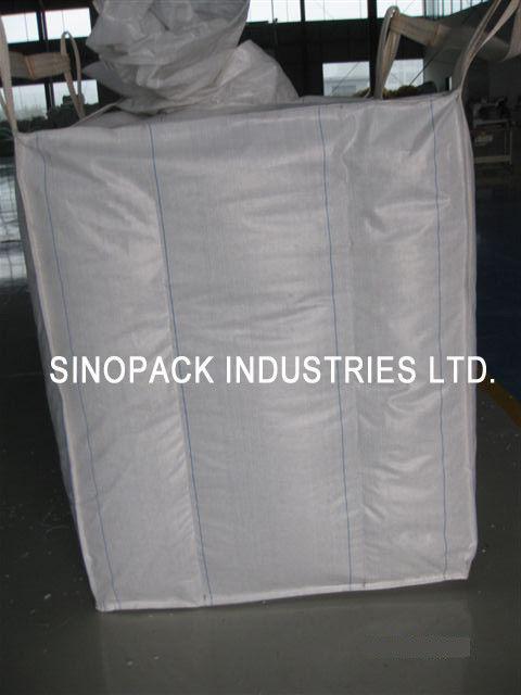 2bd1301cb3 2200 Lbs Baffle Bag Industrial Big Bags FIBC Bulk Bag For Cement   Chemical  Packaging