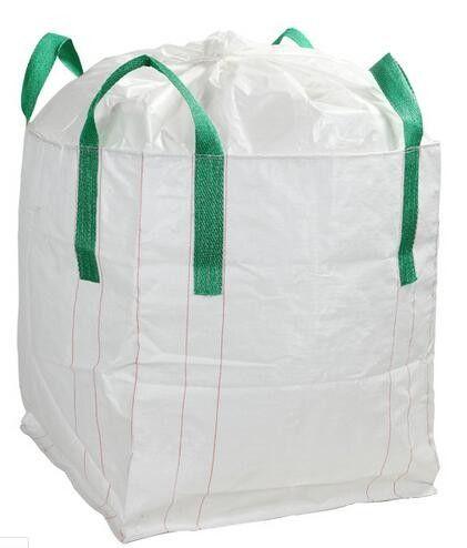 sgs approval cross corner fibc bulk bag 2500 lbs capacity circular big bag sack. Black Bedroom Furniture Sets. Home Design Ideas