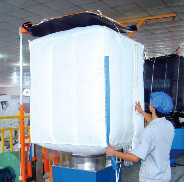 Pp Material Industrial Food Grade Fibc Big Bags For Rice